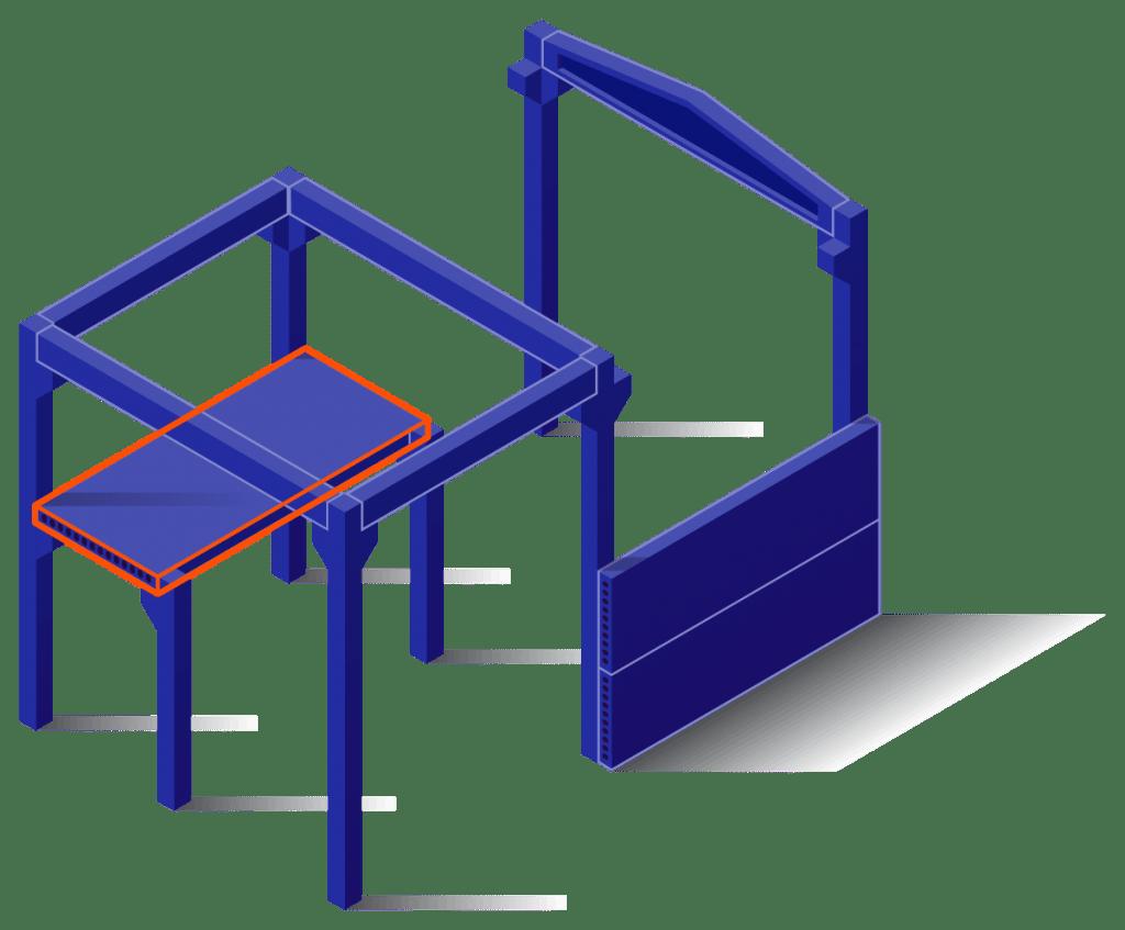 MD Beton: betonelementen voor elk prefab project