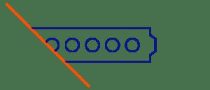MD Beton - doorsnede - wand in spanbeton